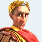 ライキン、ユリウス・カエサル