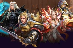 カードゲームとMMORPGの融合したゲーム『ファイアーヒーローズ』事前登録開始!!