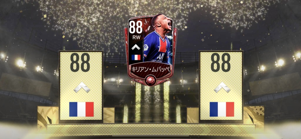 FIFAMOBILE、対戦