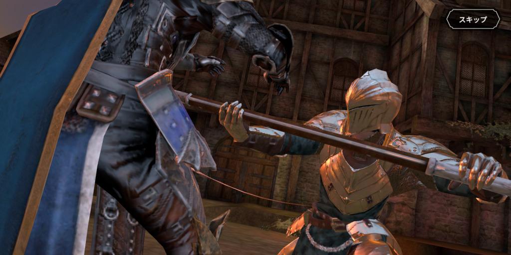 INVICTUS:Lost Soul、本格3D格闘ゲーム
