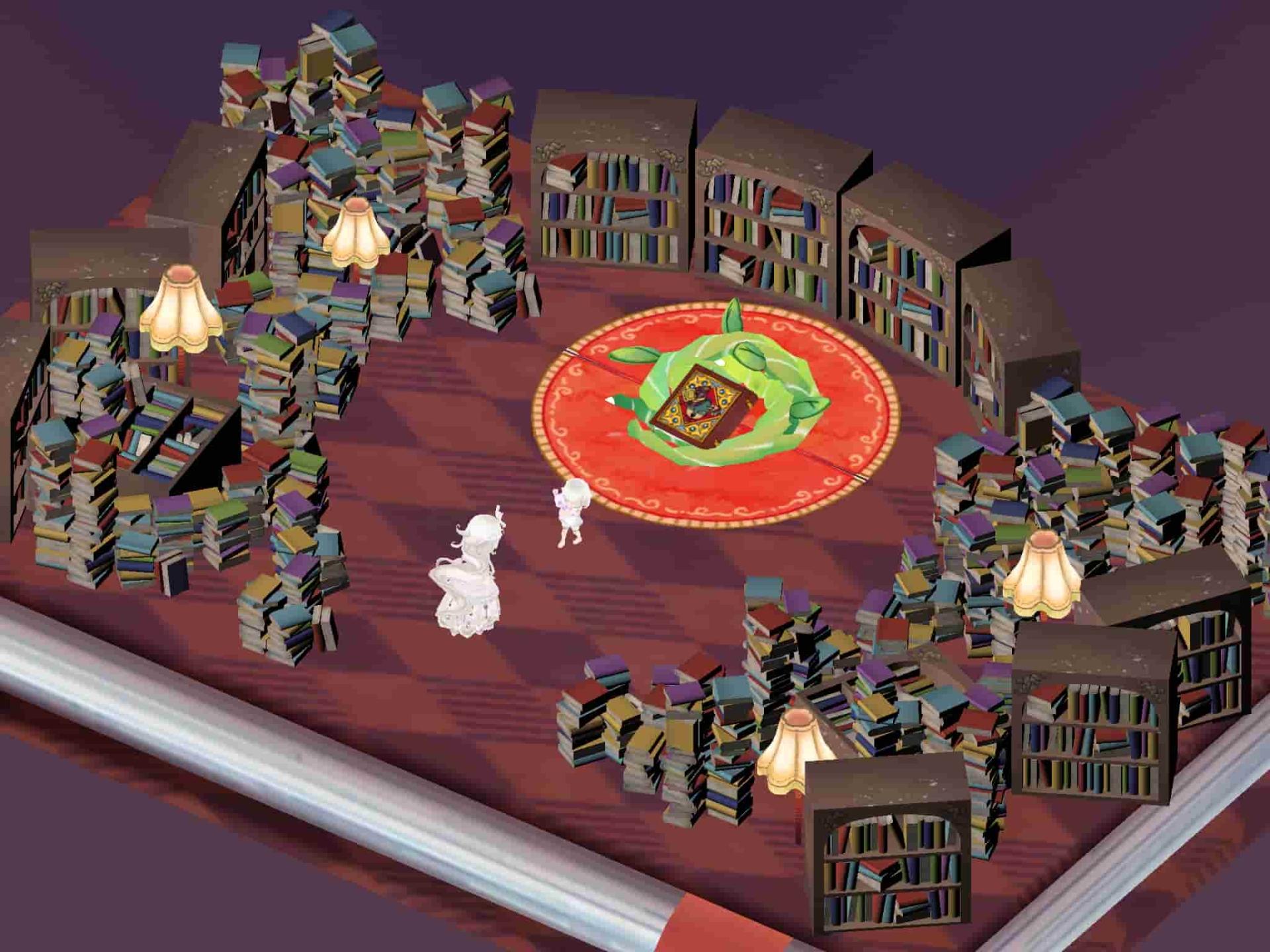 Lilulu、探索パズルゲーム