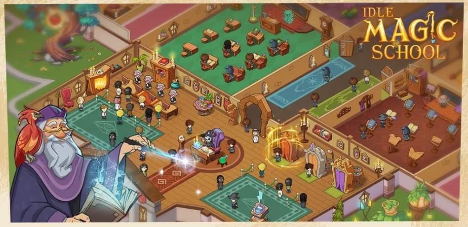 魔法学園の物語、おすすめシミュレーションゲーム