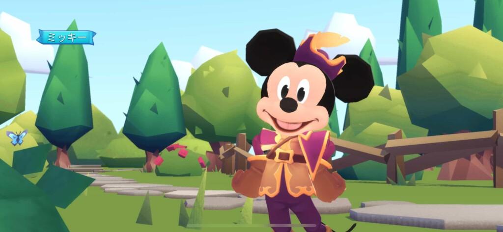 ゲームを進めていく中で沢山出会えるディズニー&ピクサーの可愛い仲間たち